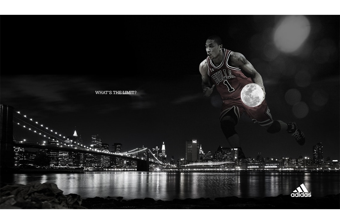 Derrick Rose - What's The Limit? Adidas Ad