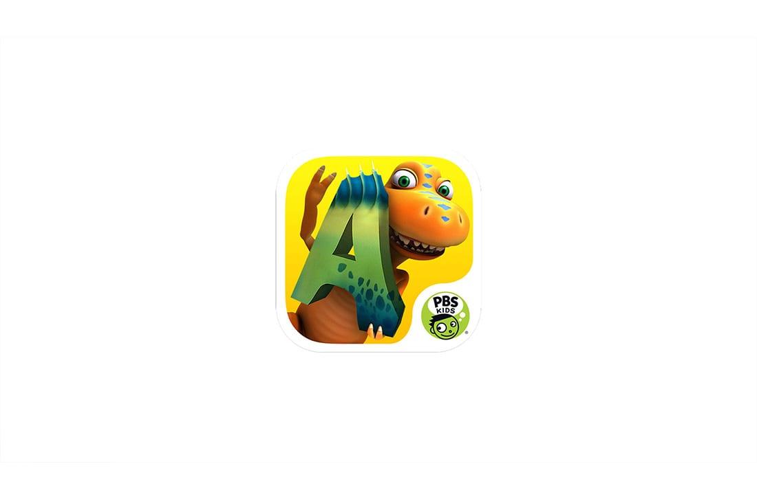 Dinosaur Train A to Z App Icon