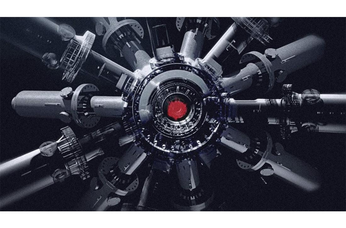 General Fusion 3D Pistons