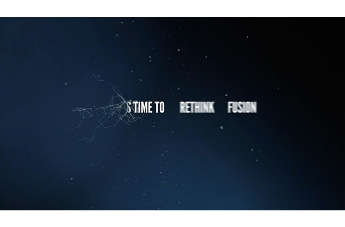 It's Time To Rethink Fusion motion graphic