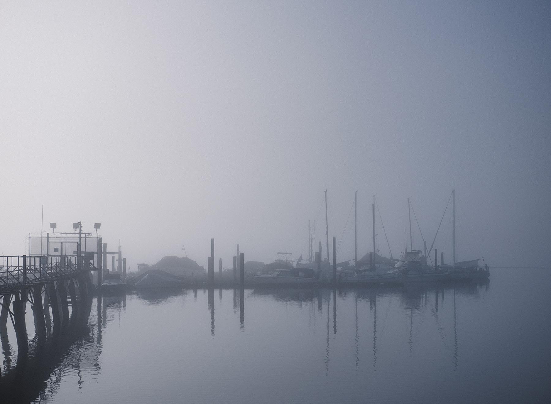 Ioco marina. Port Moody, BC