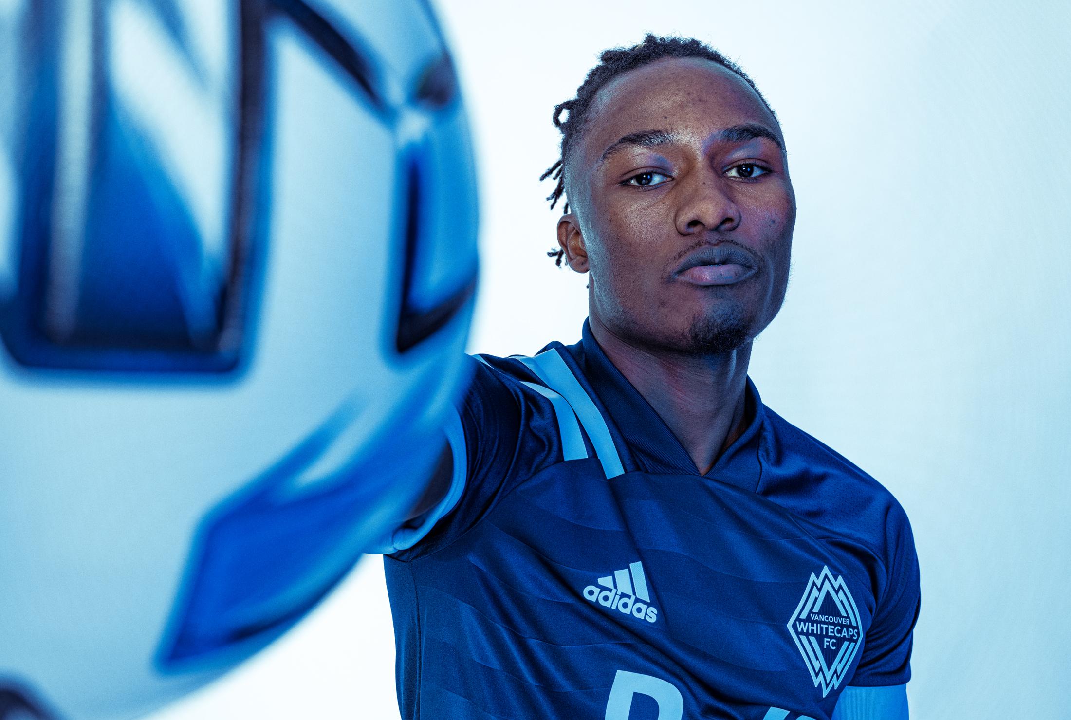 Georges Mukumbilwa, Vancouver Whitecaps FC