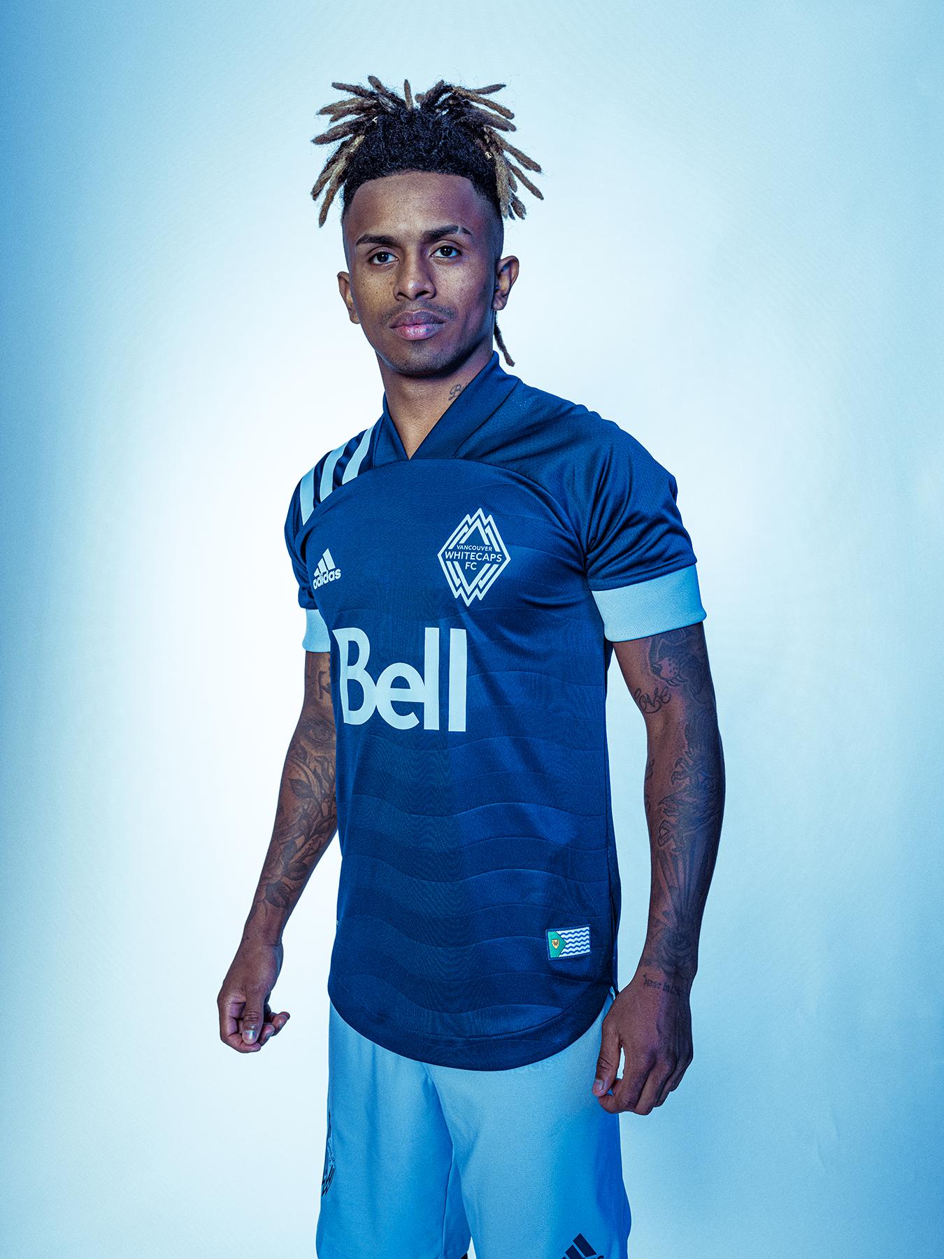 Yordy Reyna. Vancouver WhitecapsFC 2020.